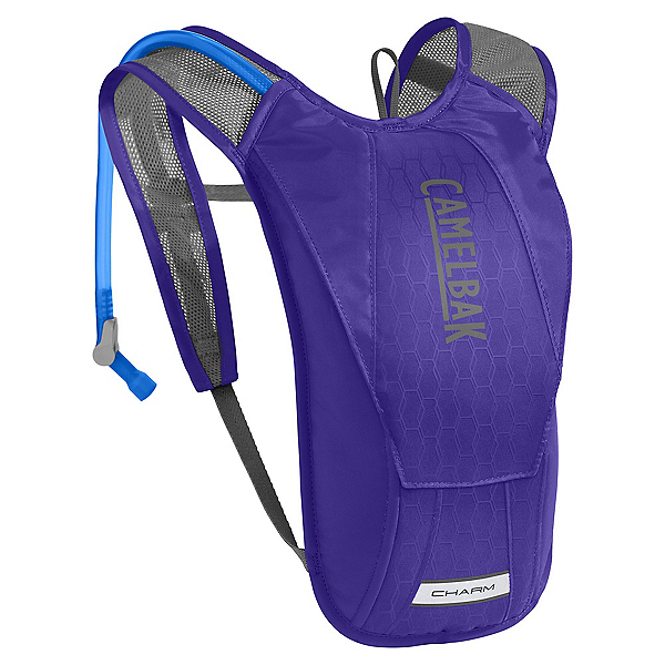 CamelBak Charm Hydration Pack 2017, Deep Purple-Graphite, 600