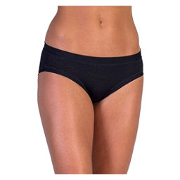 ExOfficio Give-N-Go Sport Mesh Bikini Womens Underwear, Black, 256