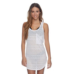 Body Glove Lexi Dress Bathing Suit Cover Up, White, 256
