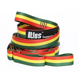 ENO Atlas Chroma Suspension Straps 2018, Rasta, 256