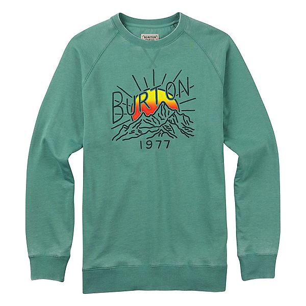 Burton Ridge View Crew Mens Sweatshirt, , 600