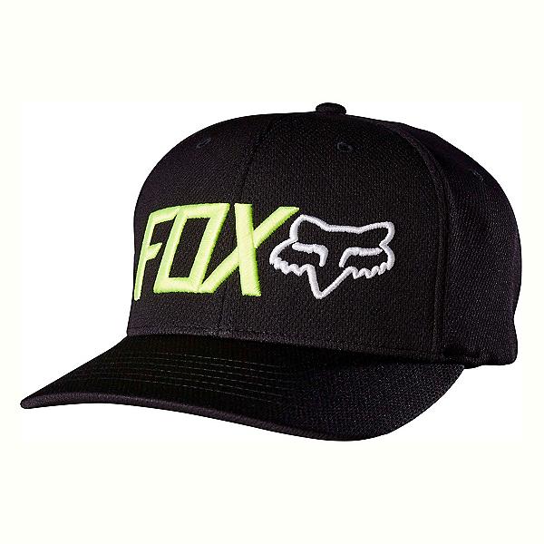 Fox Trenches Flexfit Hat, Black, 600