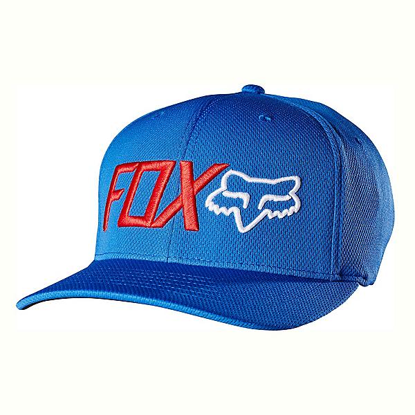 Fox Trenches Flexfit Hat, True Blue, 600