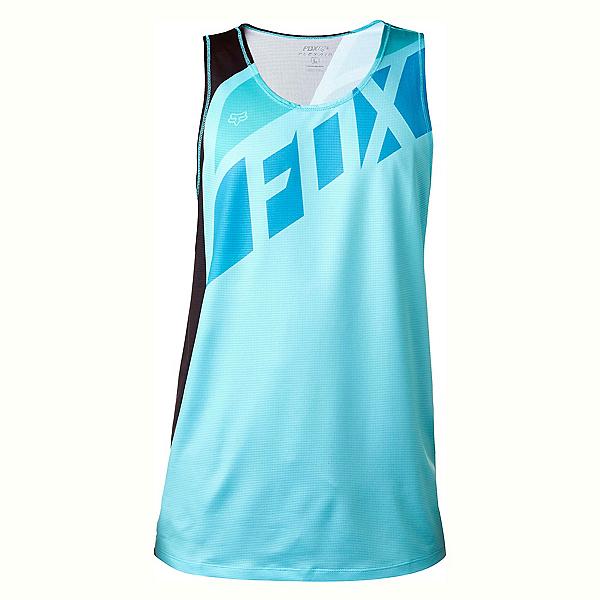 Fox Flexair Seca Tank Top, Acid Blue, 600