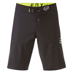 Fox Overhead Stretch Mens Board Shorts, Black, 256