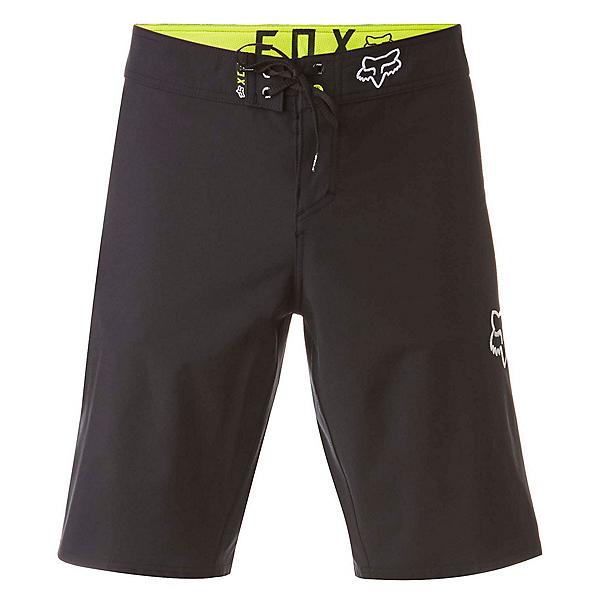 Fox Overhead Stretch Mens Board Shorts, Black, 600