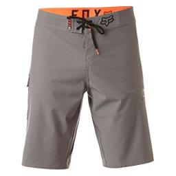 Fox Overhead Stretch Mens Board Shorts, Graphite, 256