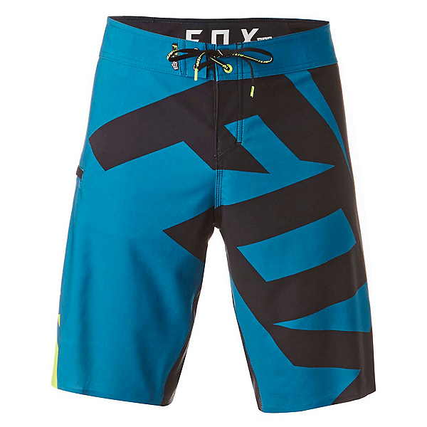 Fox Dive Closed Circuit Mens Board Shorts, Reef, 600