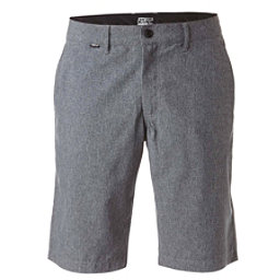 c61278c09a39c Fox Essex Tech Stretch Mens Hybrid Shorts, Charcoal Heather, 256