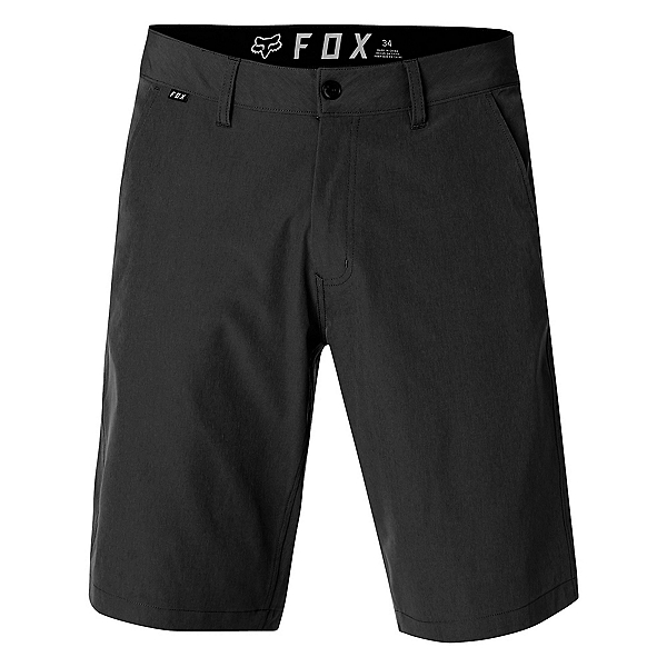 Fox Essex Tech Stretch Mens Hybrid Shorts, Black, 600