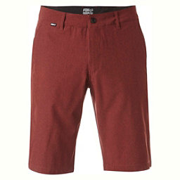 Fox Essex Tech Stretch 2017 Mens Hybrid Shorts, Cranberry, 256