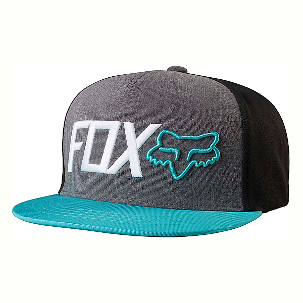 Fox Obsessed Snapback Hat, , 600