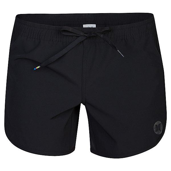 Hurley Phantom Solid 5 Inch Womens Board Shorts, , 600