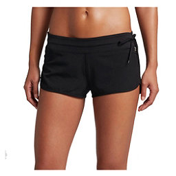 Hurley Phantom Beachrider Womens Board Shorts, Black, 256
