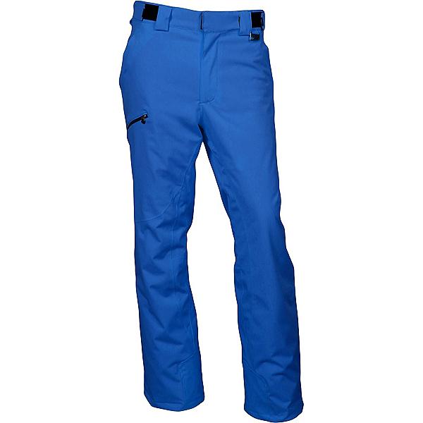 Karbon Silver Mens Ski Pants, Empire-Black, 600