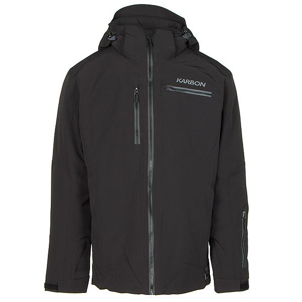 Karbon Stealth Mens Insulated Ski Jacket, , 600