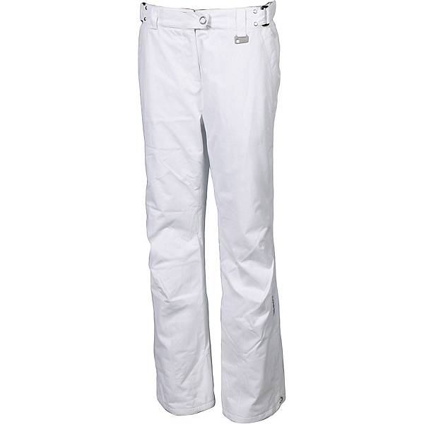 Karbon Conductor Womens Ski Pants, Arctic White, 600