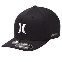 Hurley Dri-Fit One And Only Hat, Black-White, 256