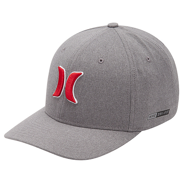 Hurley Dri-Fit Heather Hat, , 600