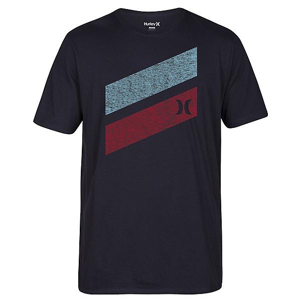 Hurley Icon Slash Push Through Mens T-Shirt, , 600