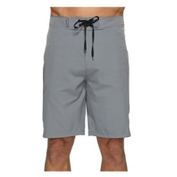 Hurley Phantom One And Only 20 Inch Mens Board Shorts, Cool Grey, 256