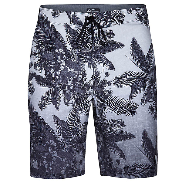 Hurley Phantom Colin Mens Board Shorts, Black, 600