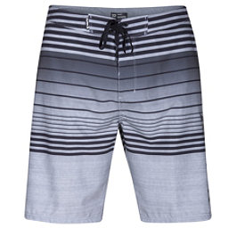 Hurley Phantom Peters Mens Board Shorts, Black, 256