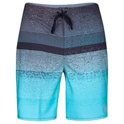 Hurley Phantom Zion Mens Board Shorts, Bright Aqua, 256