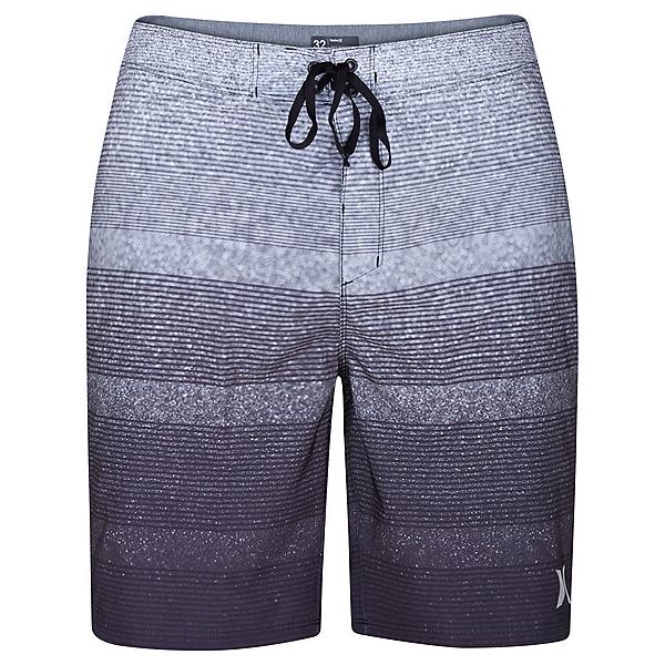 Hurley Phantom Zion Mens Board Shorts, Black, 600