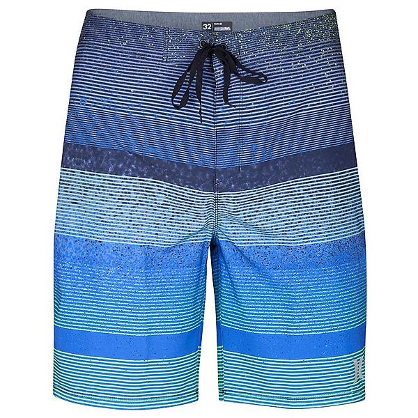 Hurley Phantom Zion Mens Board Shorts, Neon Green, 600