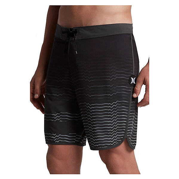 Hurley Phantom Block Party Speed Mens Board Shorts, , 600