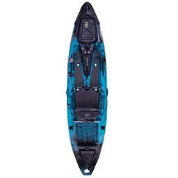 Jackson Kayak Coosa HD Kayak 2017, Blue Fin, 256