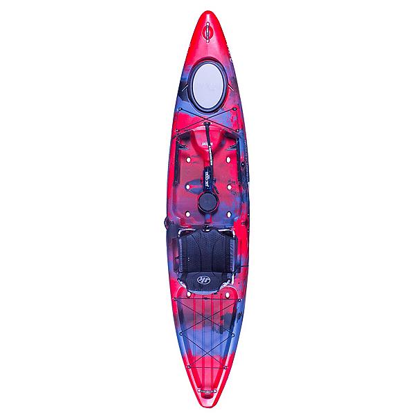 Jackson Kayak Kraken 15.5 Elite Kayak, Rockfish, 600