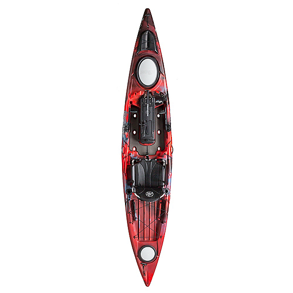 Jackson Kayak Cuda 14 Kayak, Rockfish, 600