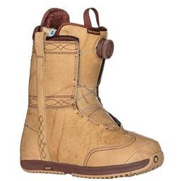 Burton X Frye Womens Snowboard Boots, Stitching Horse, 256