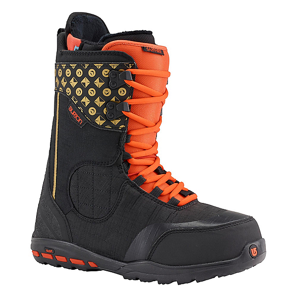 Burton Sapphire Womens Snowboard Boots, Black-Multi, 600