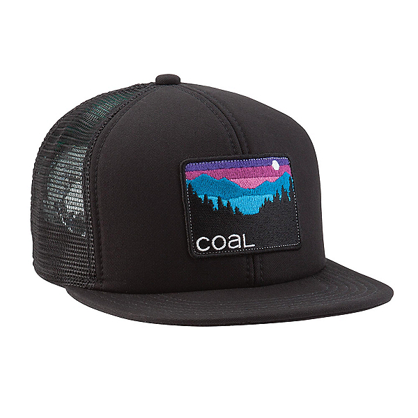 Coal The Hauler Hat, Black, 600