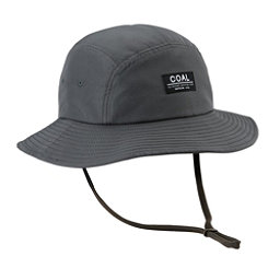 Coal The Rio Hat, Charcoal, 256