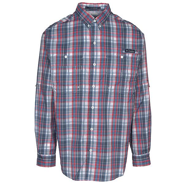 Columbia PFG Super Tamiami Long Sleeve Mens Shirt, , 600