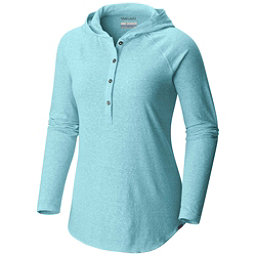 Columbia Trail Shaker Womens Hoodie, Iceberg Heather, 256
