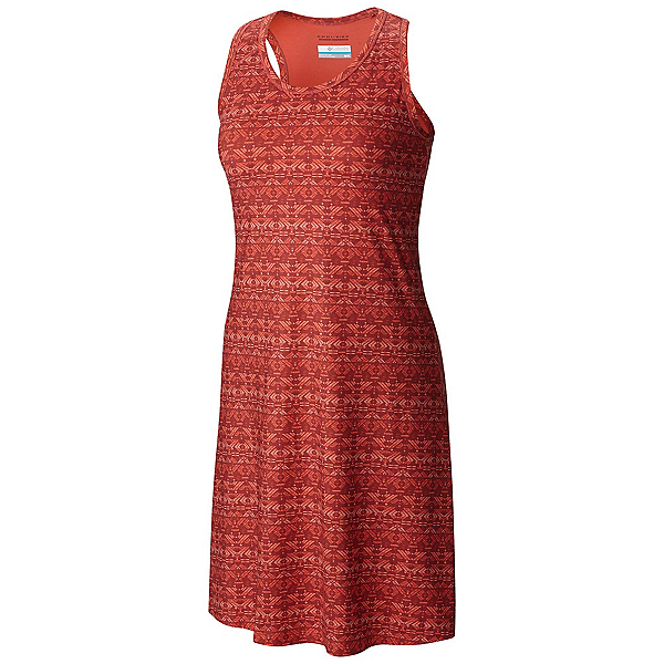 Columbia Saturday Trail II Dress, Coral Arizona Print, 600