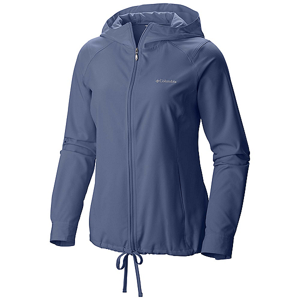 Columbia Silver Ridge Womens Hoodie, Bluebell, 600