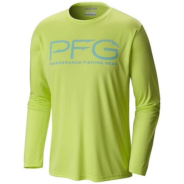 Columbia PFG Terminal Tackle Hooks Mens Shirt, , 600