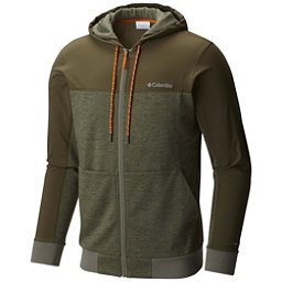 Columbia Lost Lager Mens Hoodie, Cypress-Peatmoss-Valencia, 256