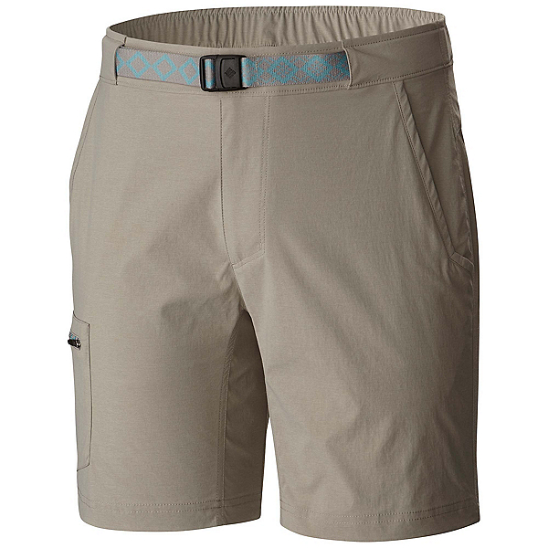 Columbia Creek to Peak 10in. Mens Hybrid Shorts, Kettle-Teal, 600