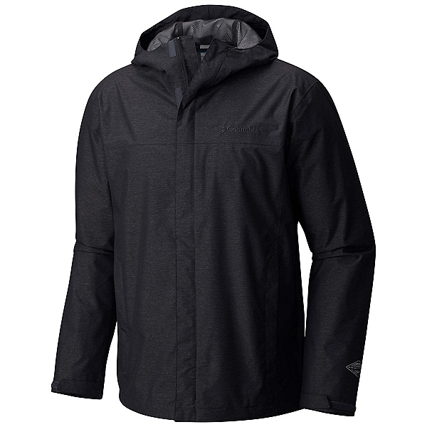 Columbia Diablo Creek Rain Shell Mens Jacket, , 600