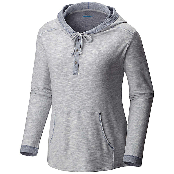 Columbia Easygoing Womens Hoodie, Bluebell, 600
