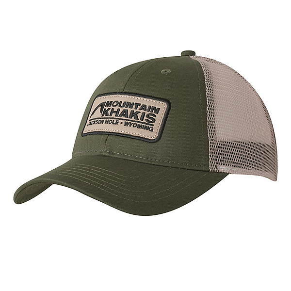 Mountain Khakis Soul Patch Trucker Hat, , 600