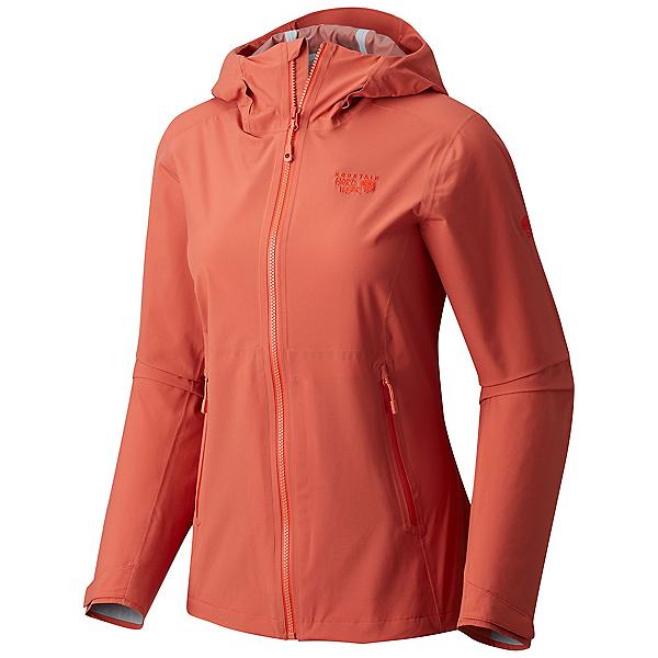 Mountain Hardwear Stretch Ozonic Womens Jacket, Crab Legs, 600