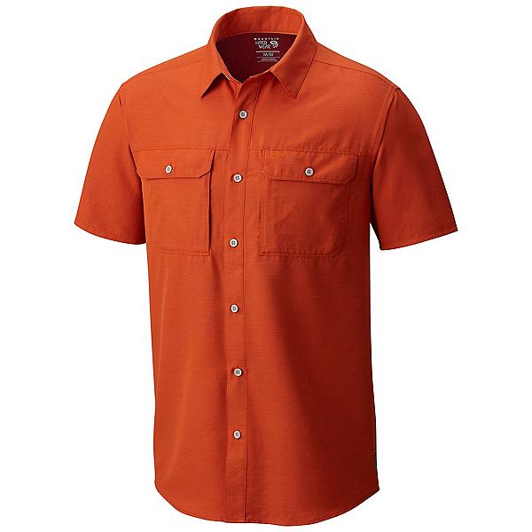Mountain Hardwear Canyon Short Sleeve Mens Shirt, , 600
